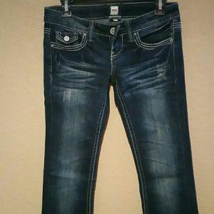 H2J Jeans by Hydraulic size 3/4